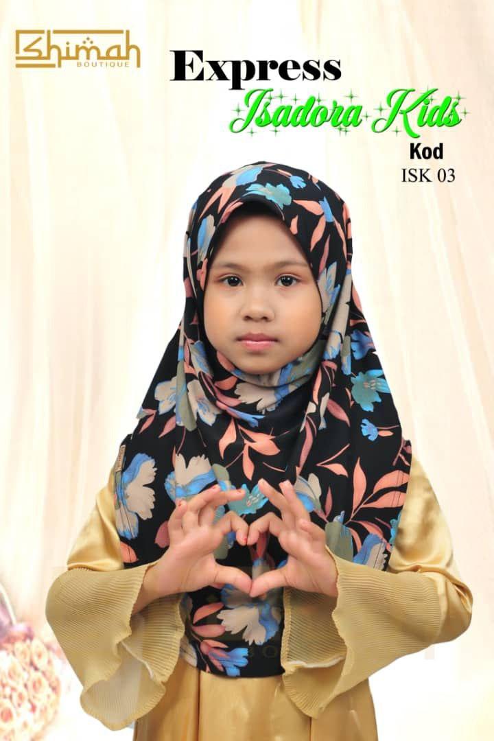 Express Isadora Kids - ISK03
