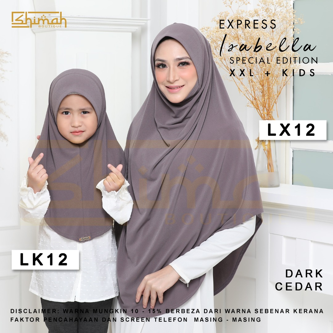 Isabella Special Edition Set - LX12
