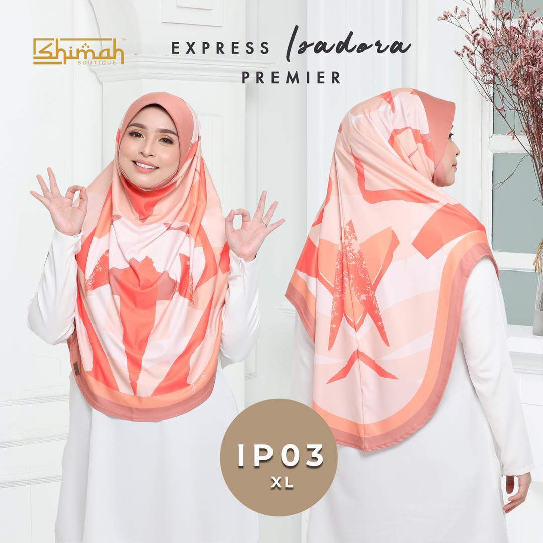 Express Isadora Premier Berdagu (L/XL) - IP03