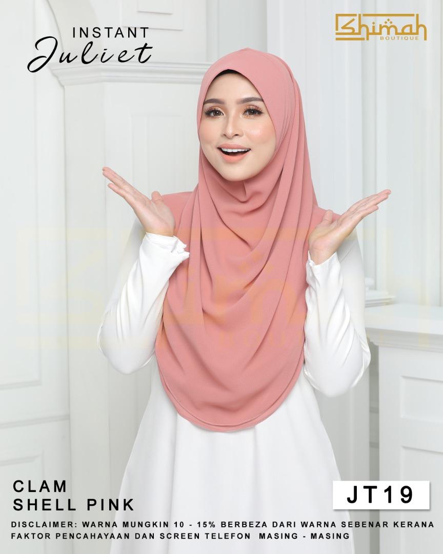 Instant Juliett (Size M & L) - JT19