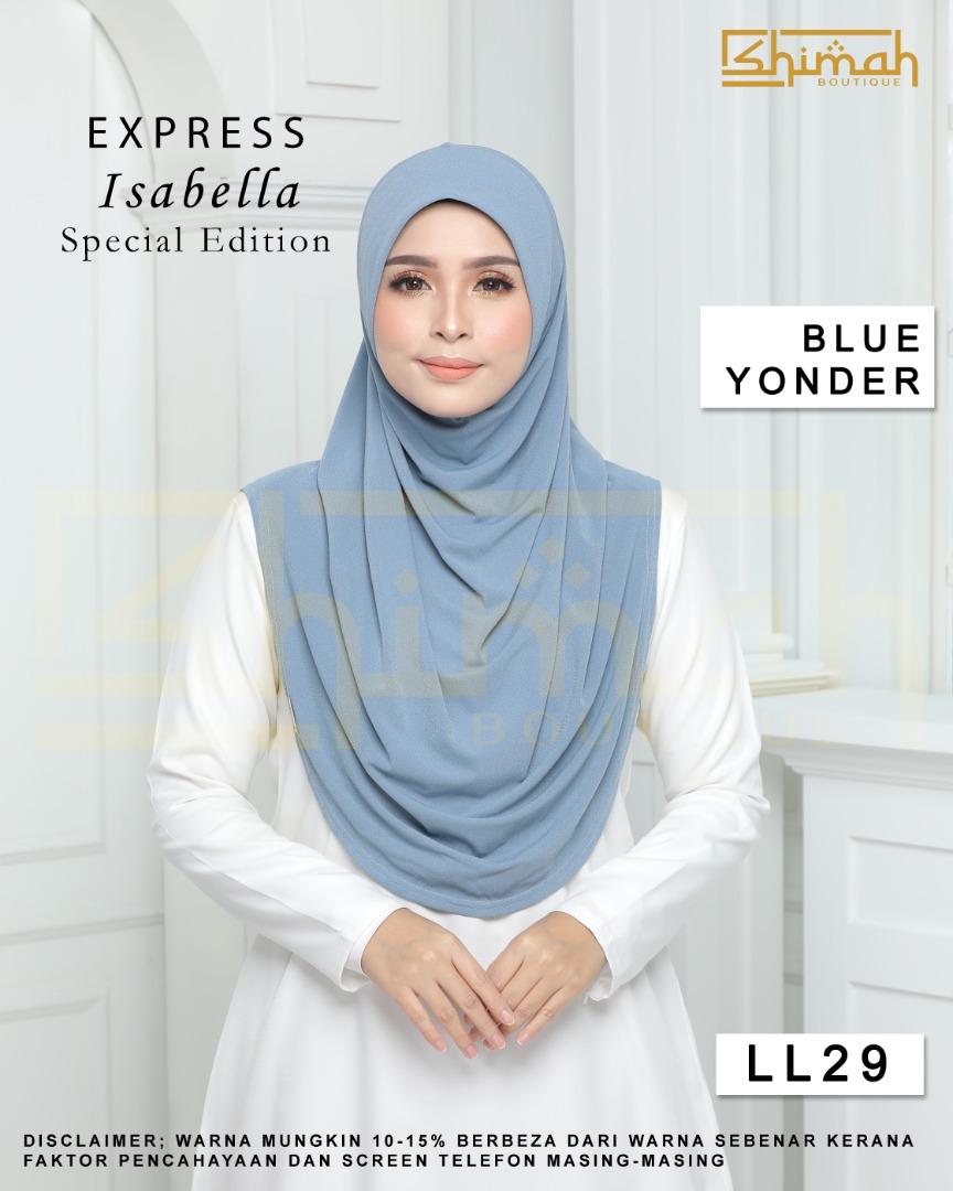 Isabella Special Edition Berdagu (Size XL) - LL29