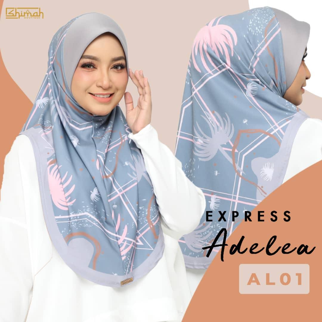 Express Adelea Size XL - AL01