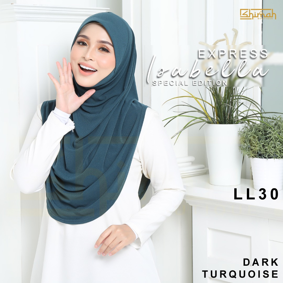 Isabella Special Edition Berdagu (Size XL) - LL30