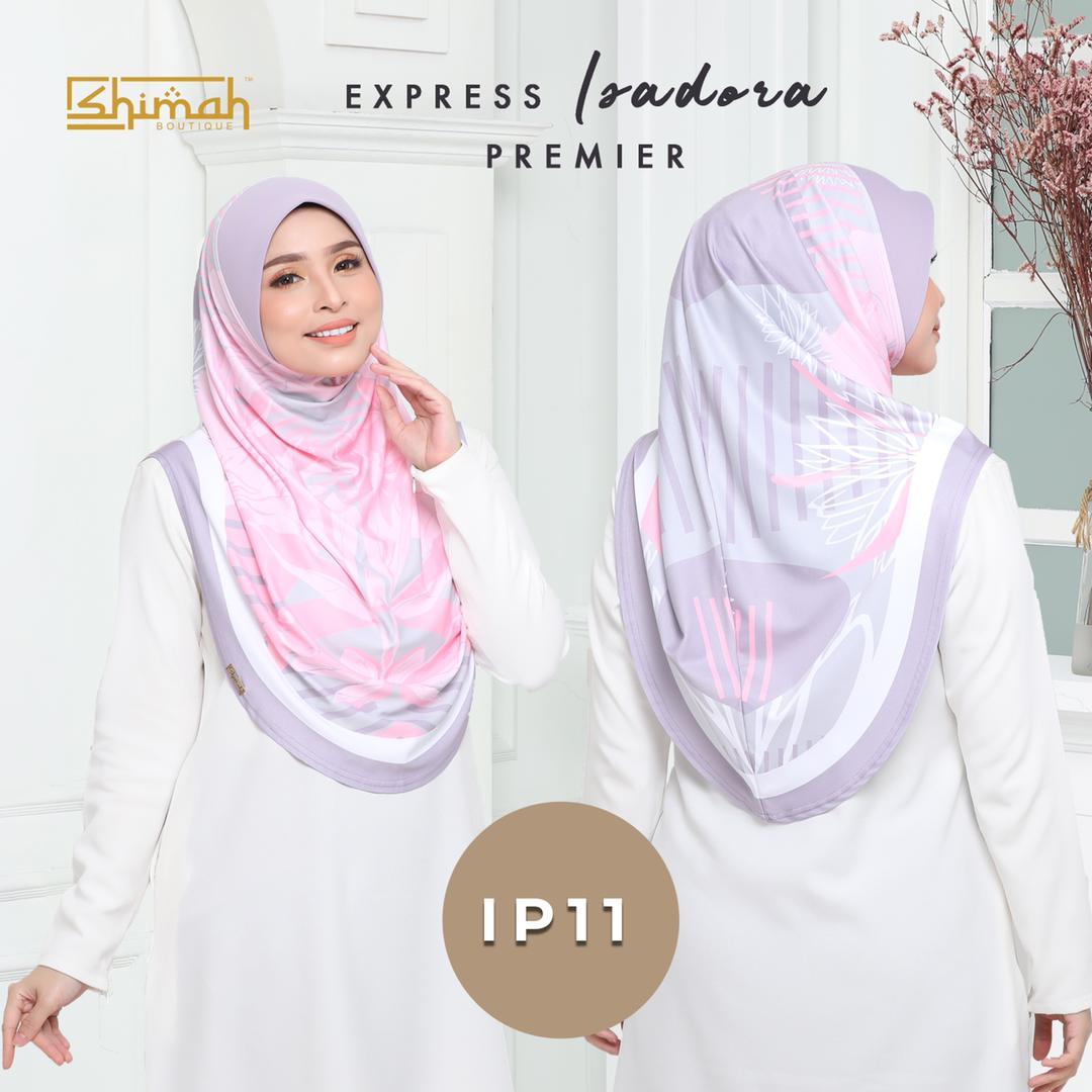 Express Isadora Premier - IP11