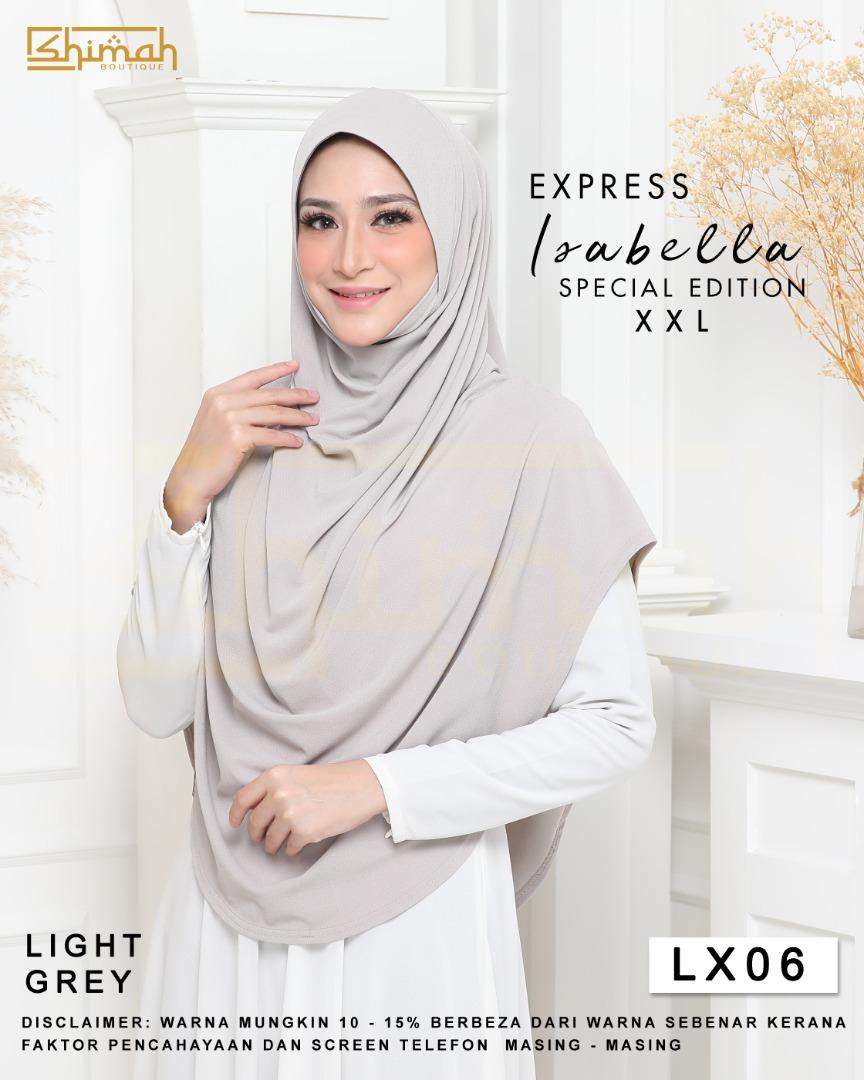 Isabella Special Edition Berdagu (Size XXL) - LX06