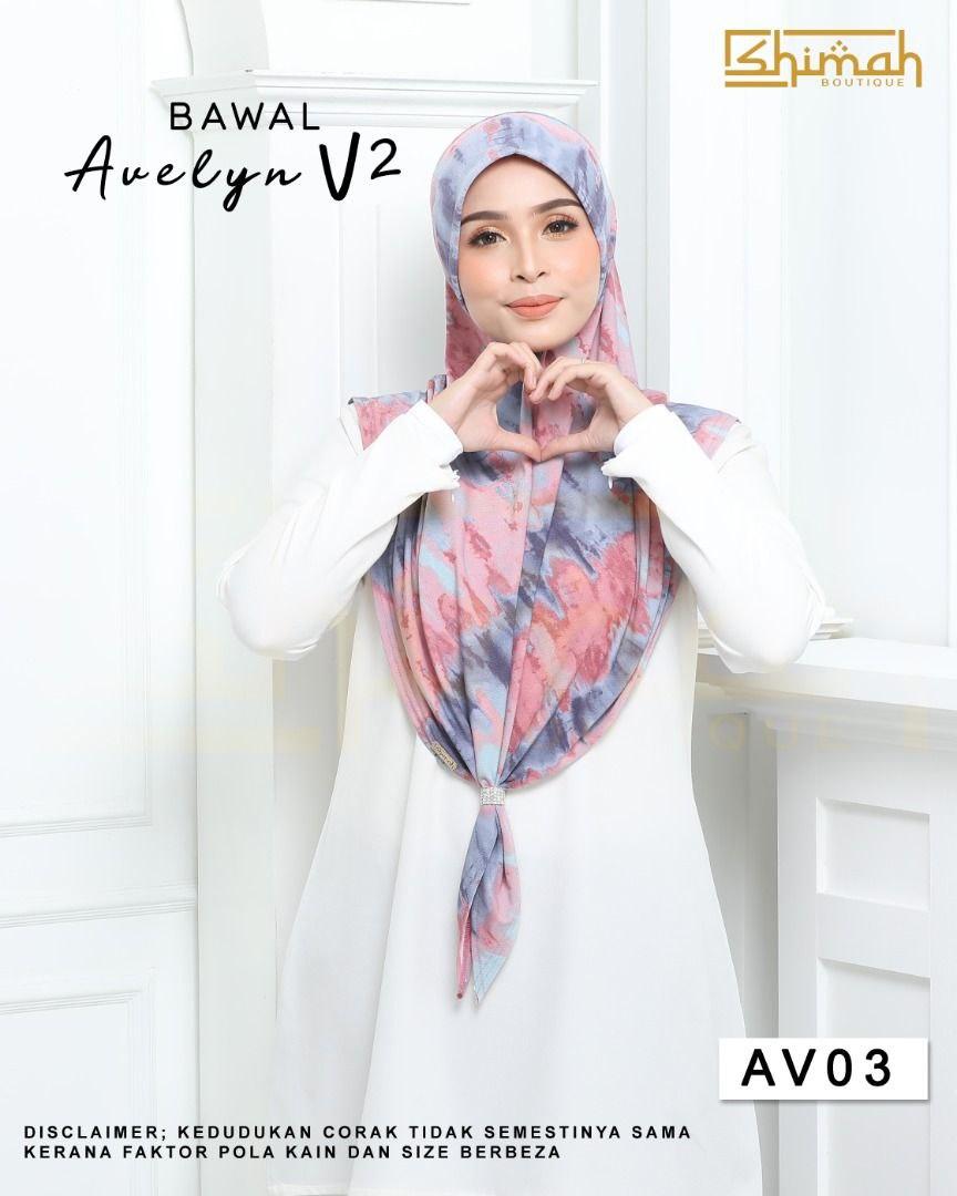 Bawal Avelyn Vol. 2 (Bidang 50) - AV03