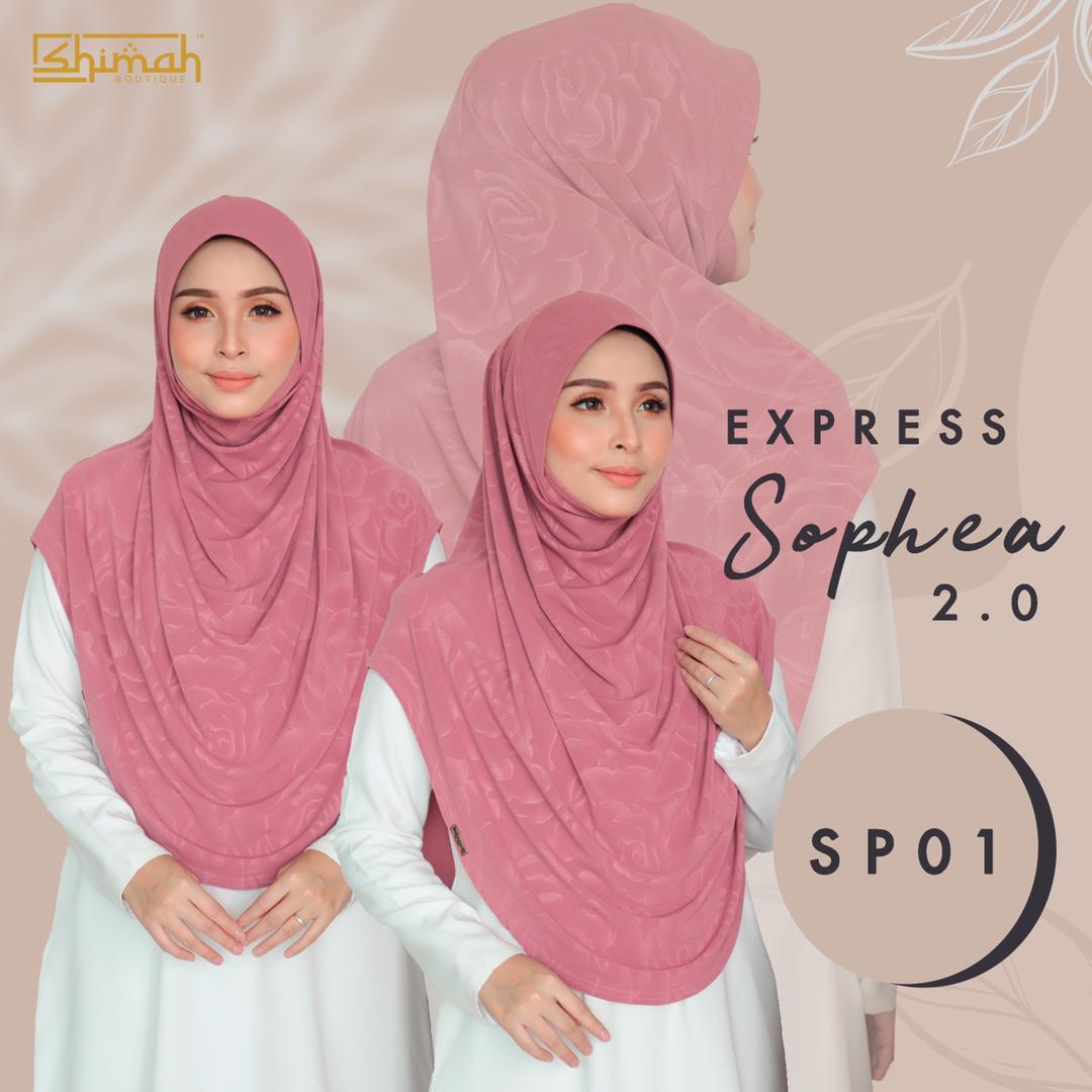 Express Sophea 2.0 (Size XL) - SP01