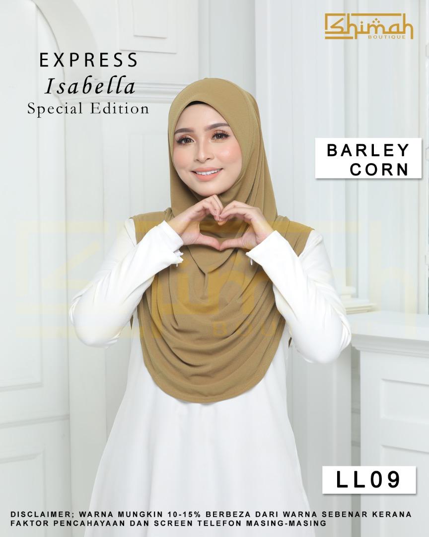 Isabella Special Edition Berdagu Size XL - LL09