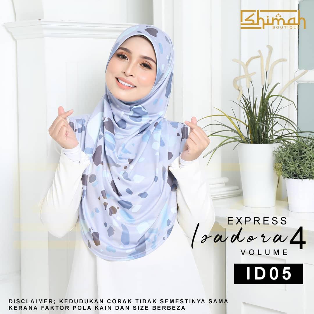 Express Isadora Vol. 4 (Size M & L) - ID05