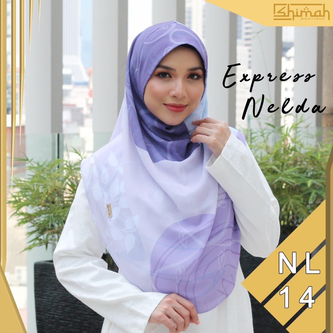 Express Nelda (Size XL) - NL14