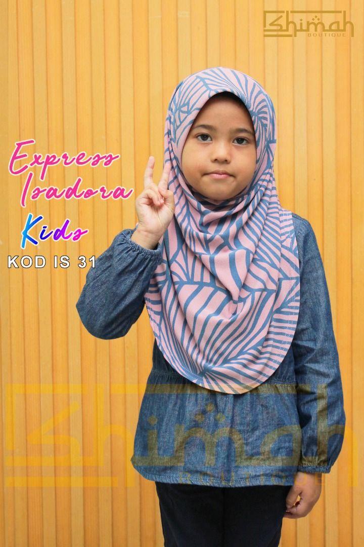 Express Isadora Kids - ISK31