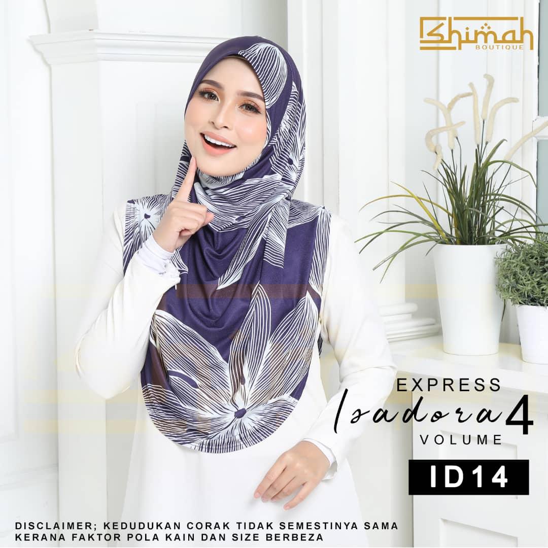 Express Isadora Vol. 4 (Size M & L) - ID14