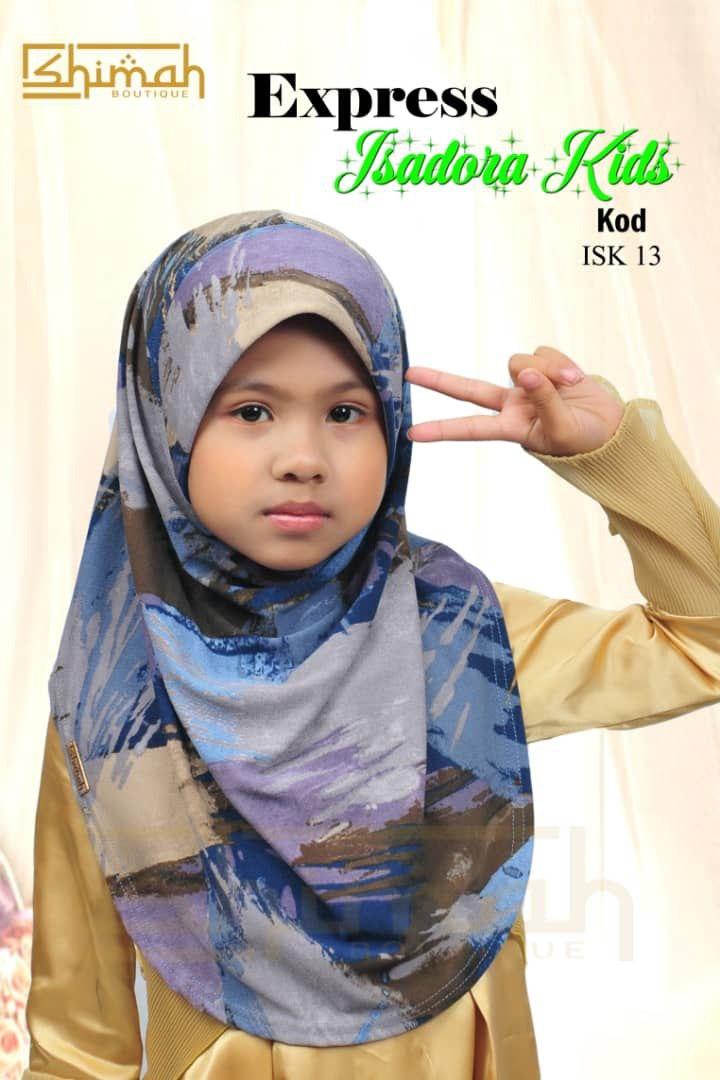 Express Isadora Kids - ISK13