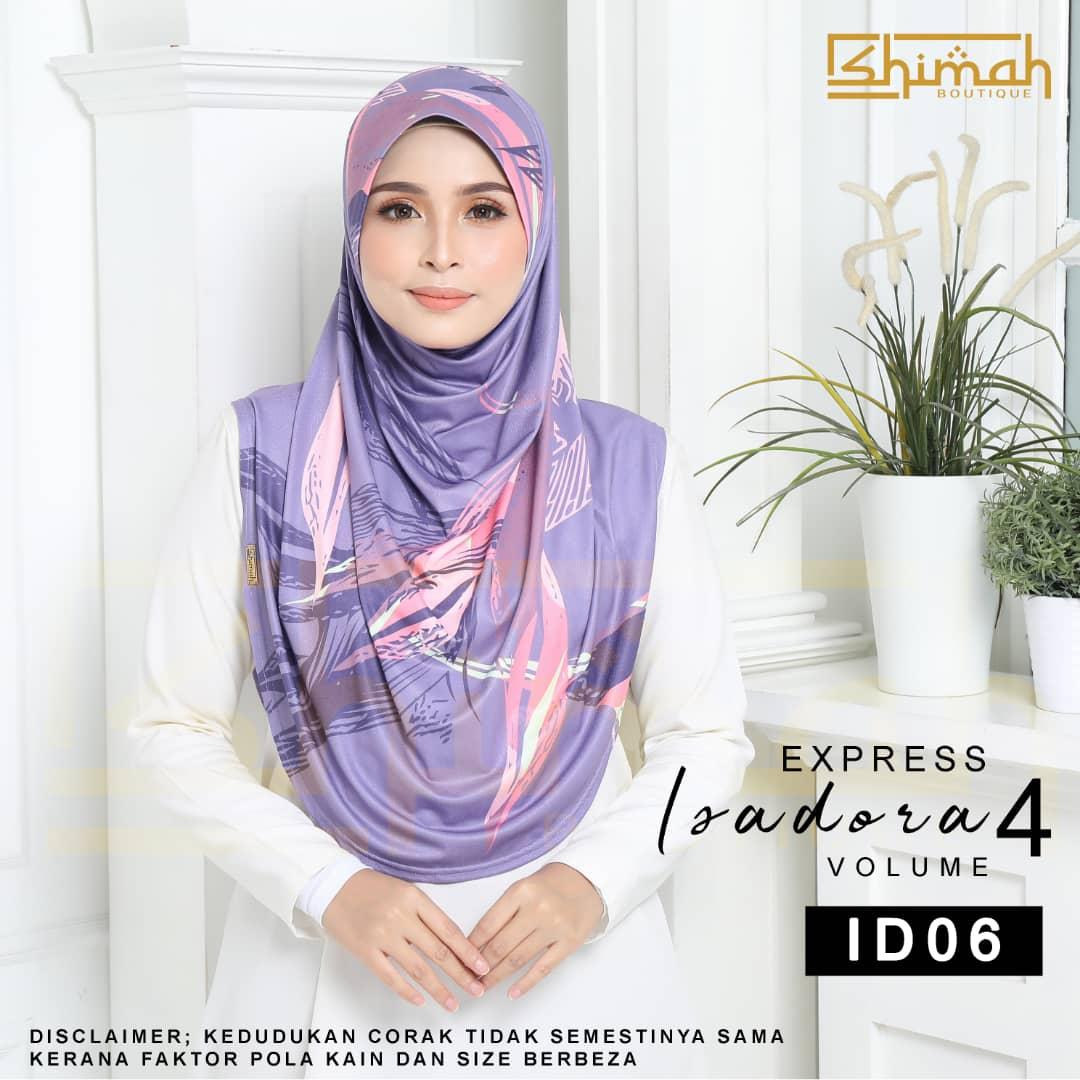 Express Isadora Vol. 4 (Size M & L) - ID06