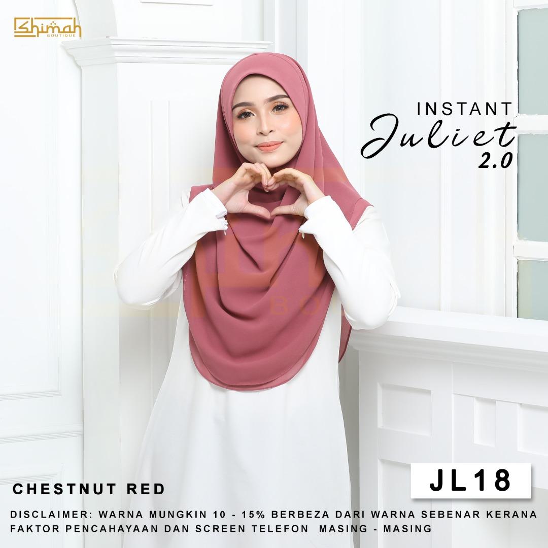 Instant Juliett 2.0 (Size XXL) - JL18
