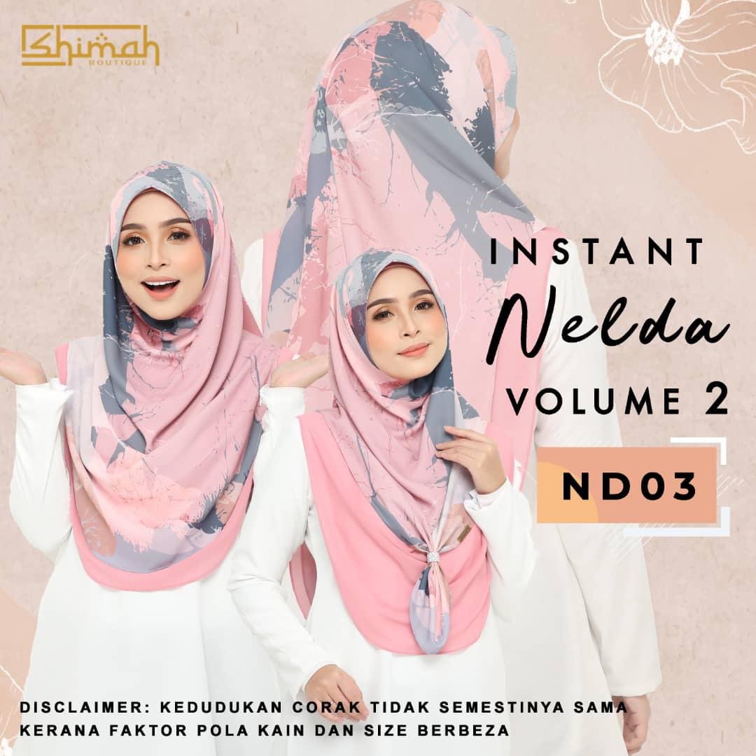 Instant Nelda 2.0 (Size M) - ND03