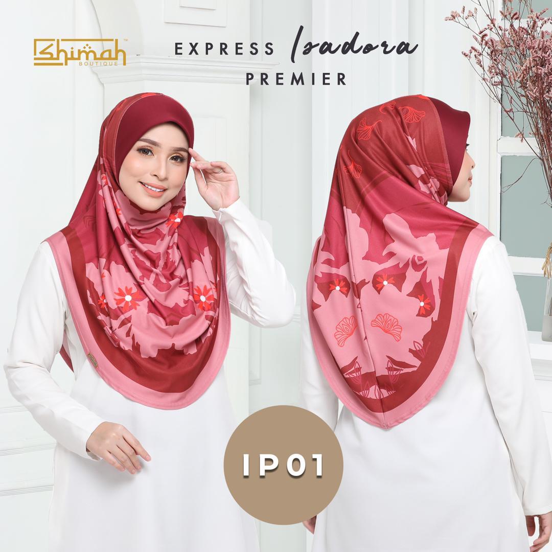 Express Isadora Premier - IP01