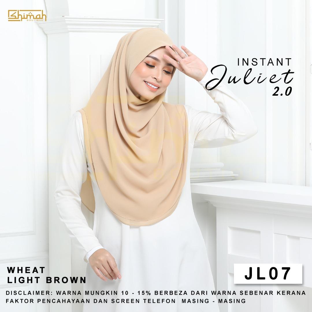 Instant Juliett 2.0 (Size XXL) - JL07