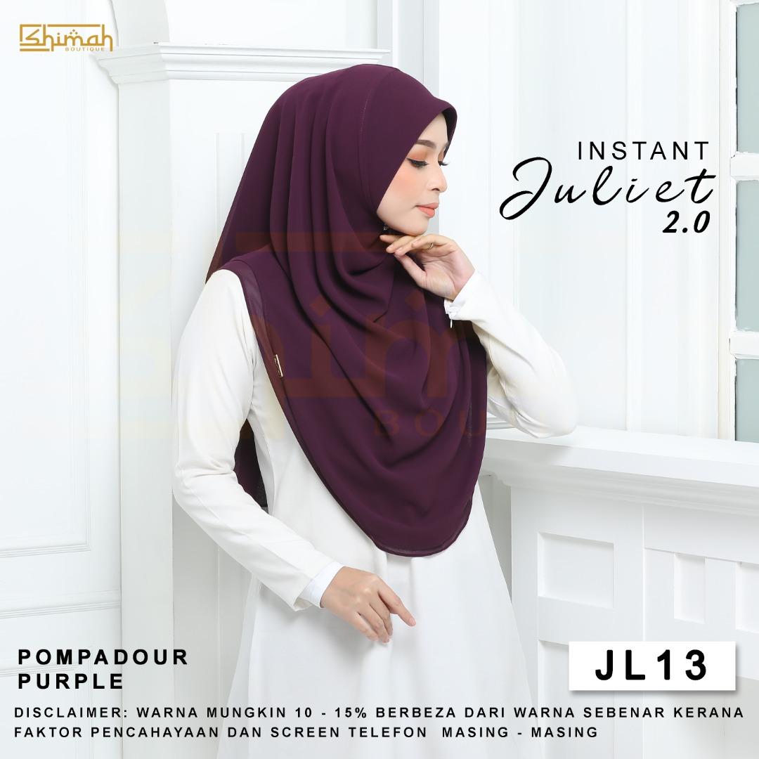 Instant Juliett 2.0 (Size XXL) - JL13