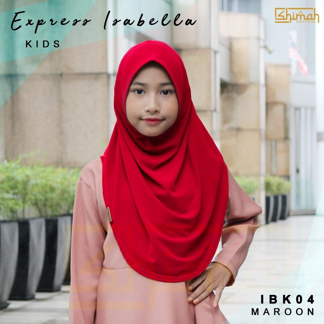 Express Isabella Kids - IBK04