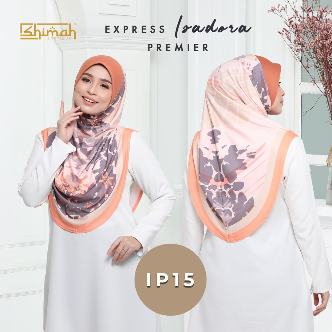 Express Isadora Premier - IP15