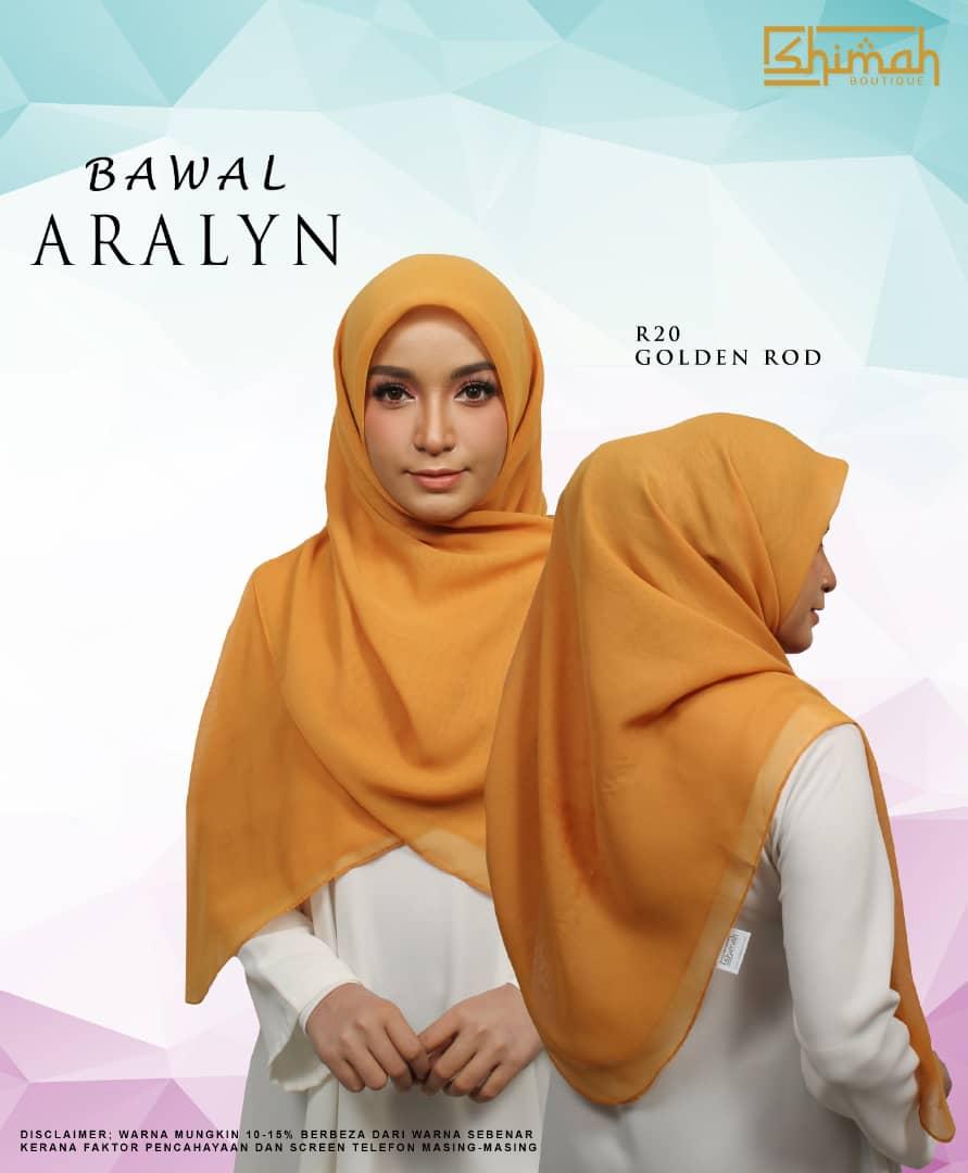 Bawal Aralyn - R20