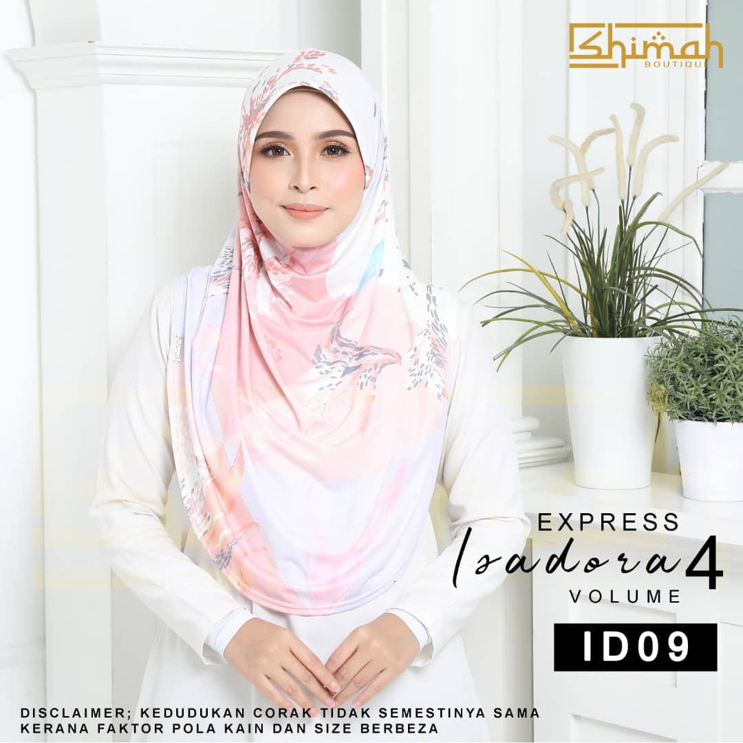 Express Isadora Vol. 4 (Size M & L) - ID09