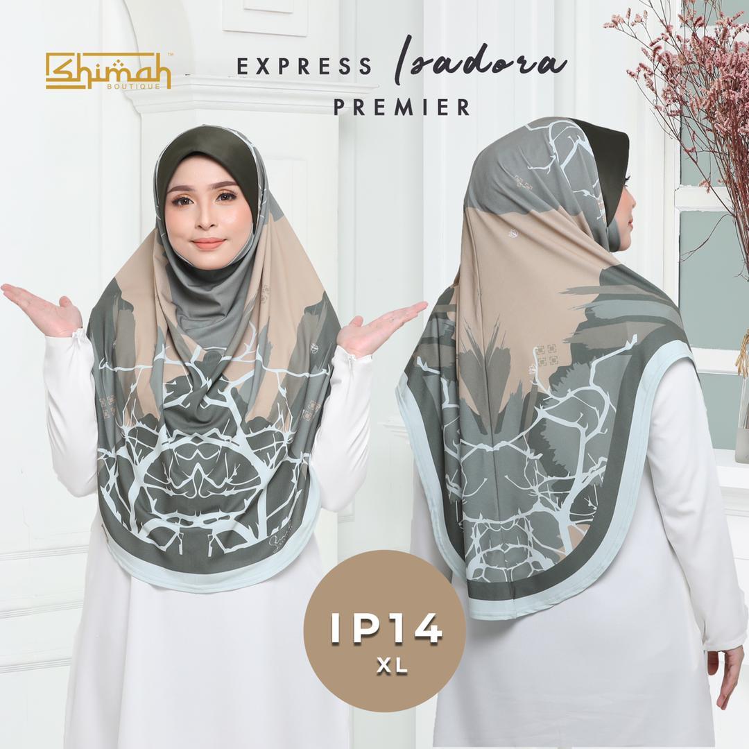 Express Isadora Premier Berdagu (L/XL) - IP14