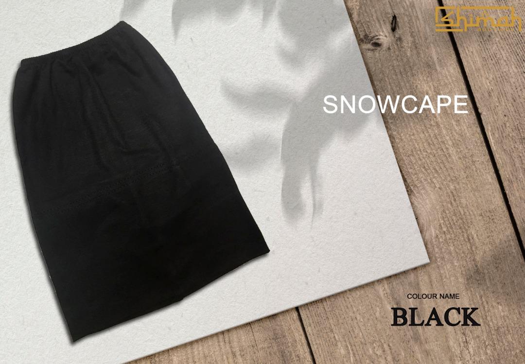 Inner Snowcape - Black