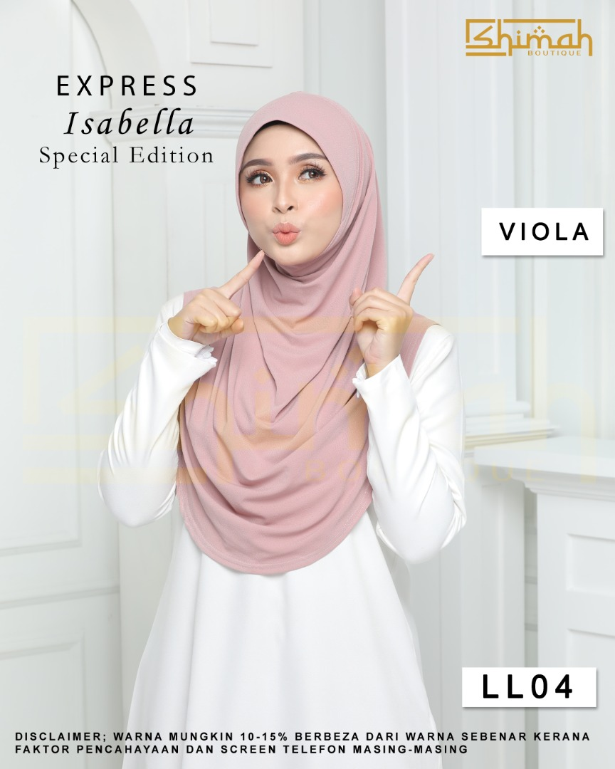 Isabella Special Edition - LL04
