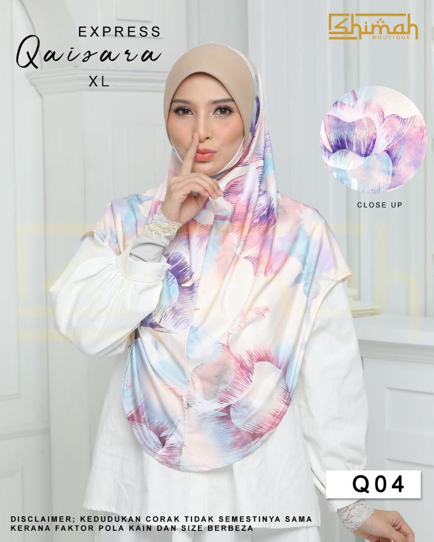 Express Qaisara - Q04 (Size XL)