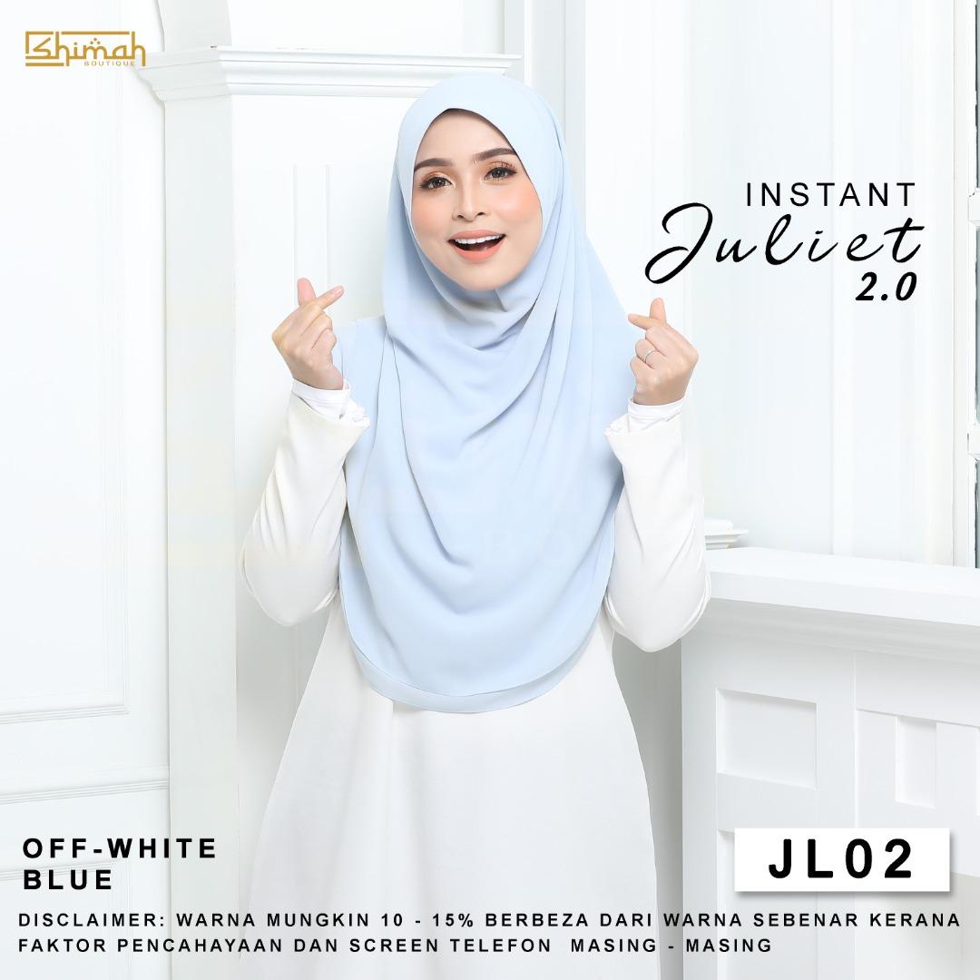 Instant Juliett 2.0 (Size XXL) - JL02
