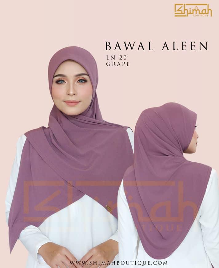 Bawal Aleen - LN20