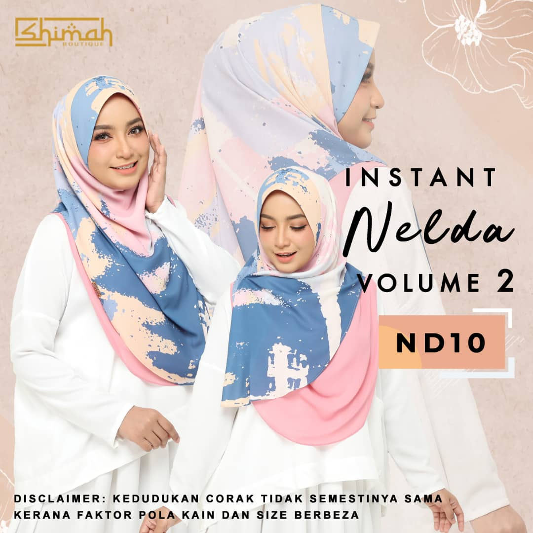 Instant Nelda 2.0 (Size M) - ND10