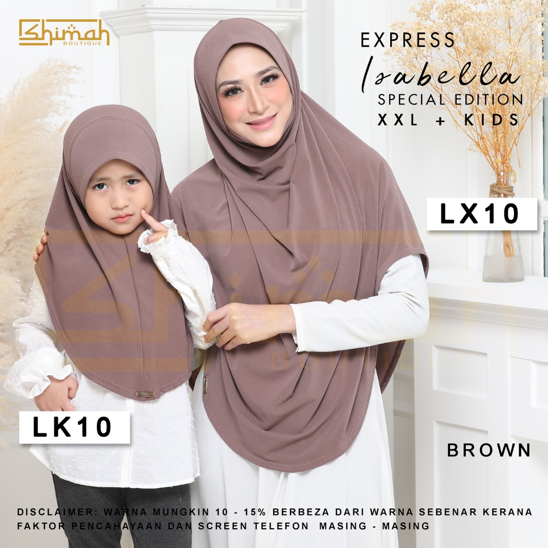 Isabella Special Edition Set - LX10