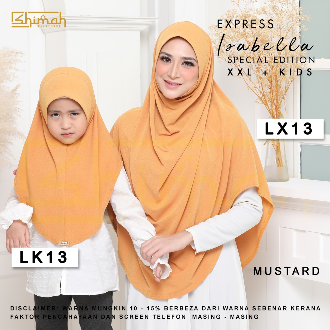 Isabella Special Edition Set - LX13
