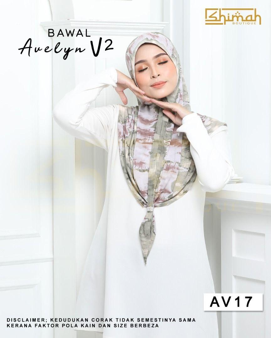 Bawal Avelyn Vol. 2 (Bidang 50) - AV17