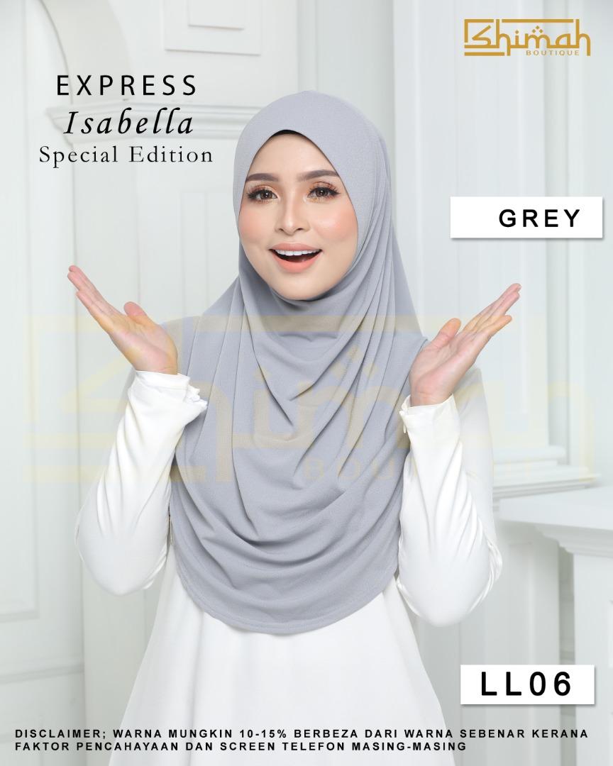 Isabella Special Edition Berdagu (Size XL) - LL06