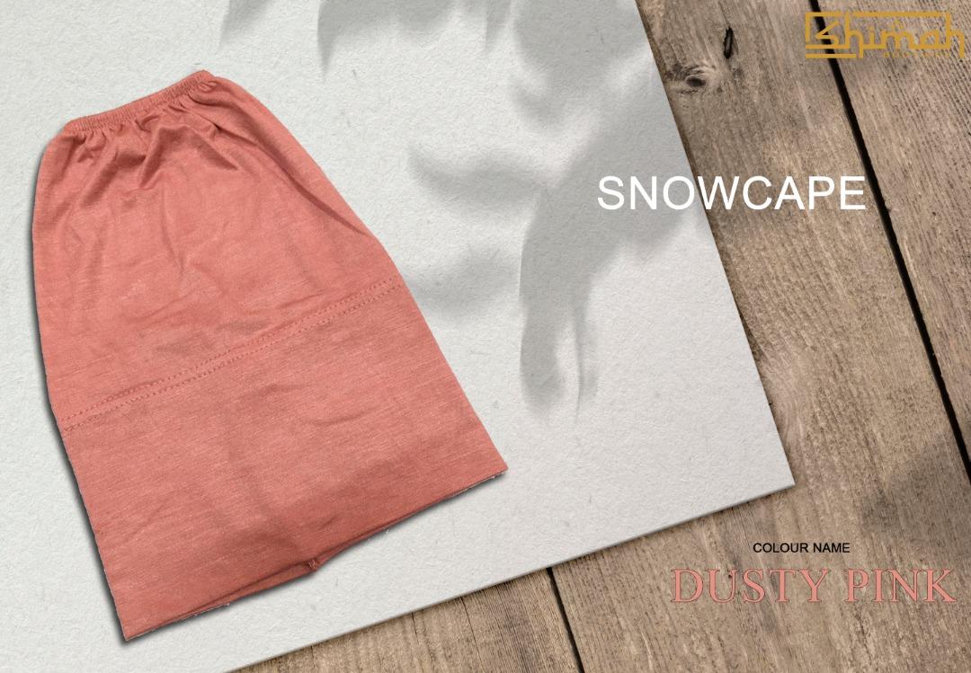 Inner Snowcape - Dusty Pink