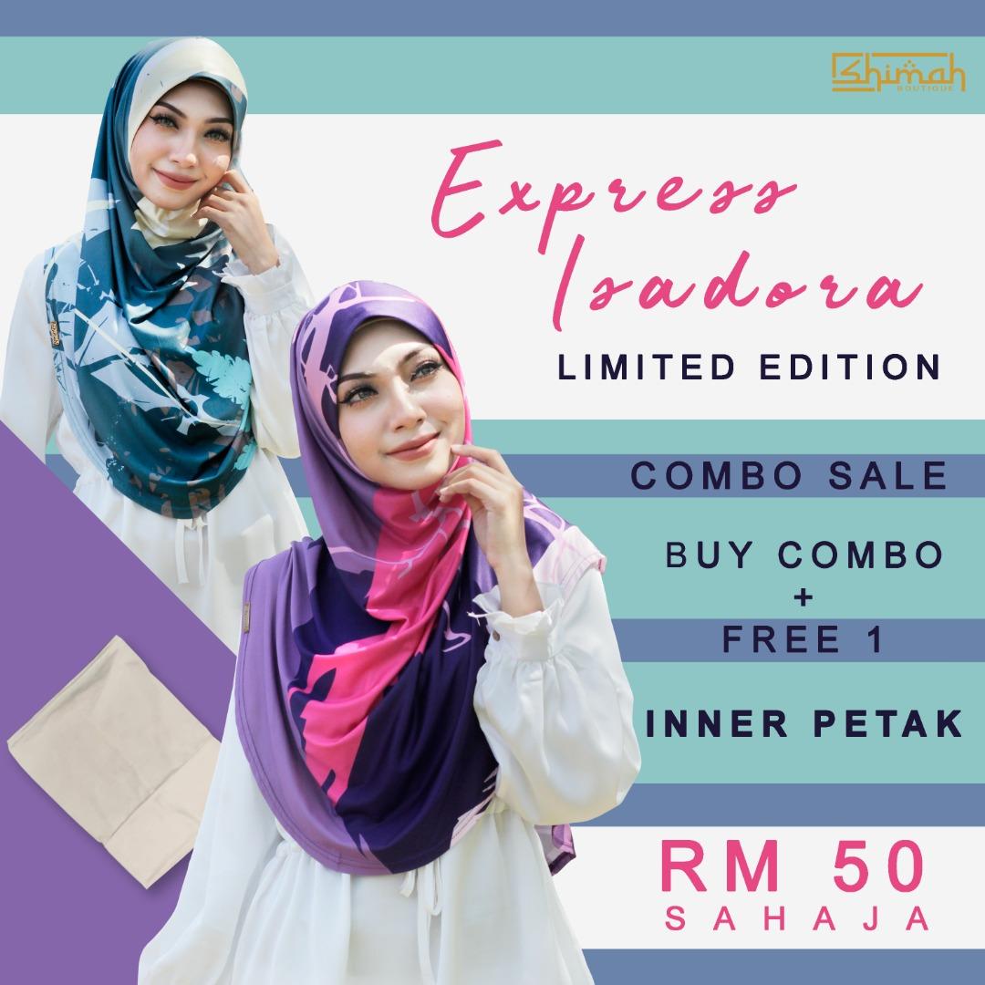 Combo Set Express Isadora Kod (IS) Go Shop