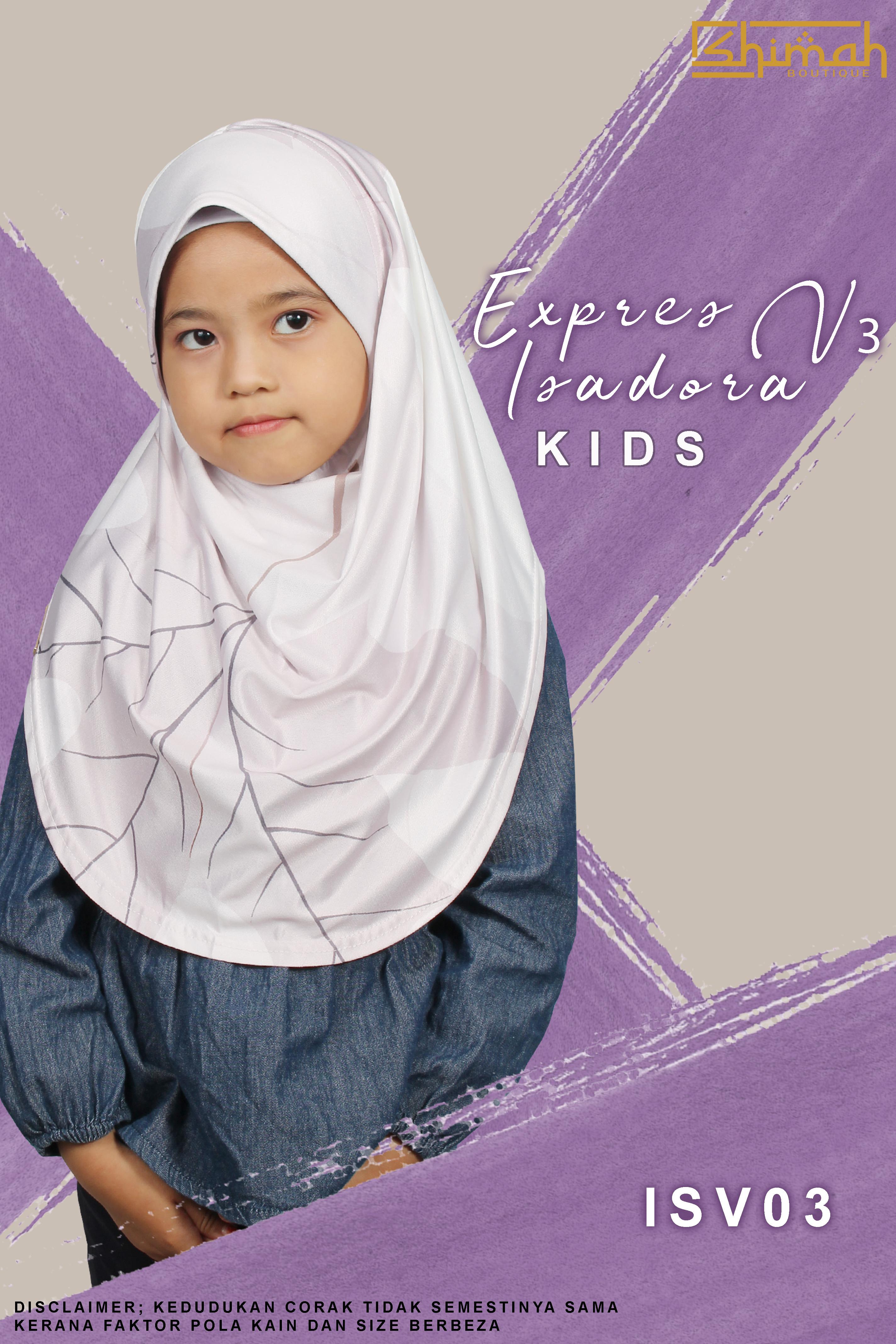 Express Isadora Kids V3 - ISKV03