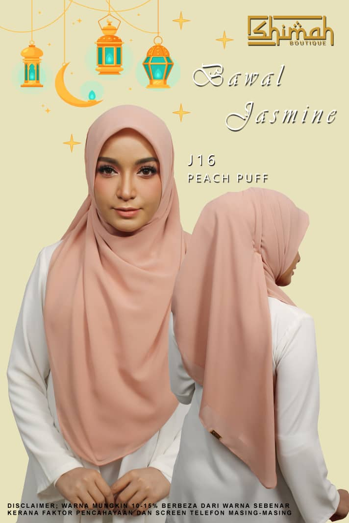 Bawal Jasmine - J16