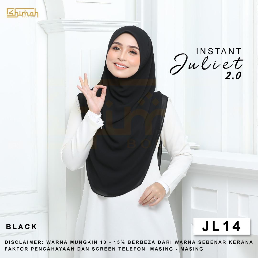 Instant Juliett 2.0 (Size XXL) - JL14