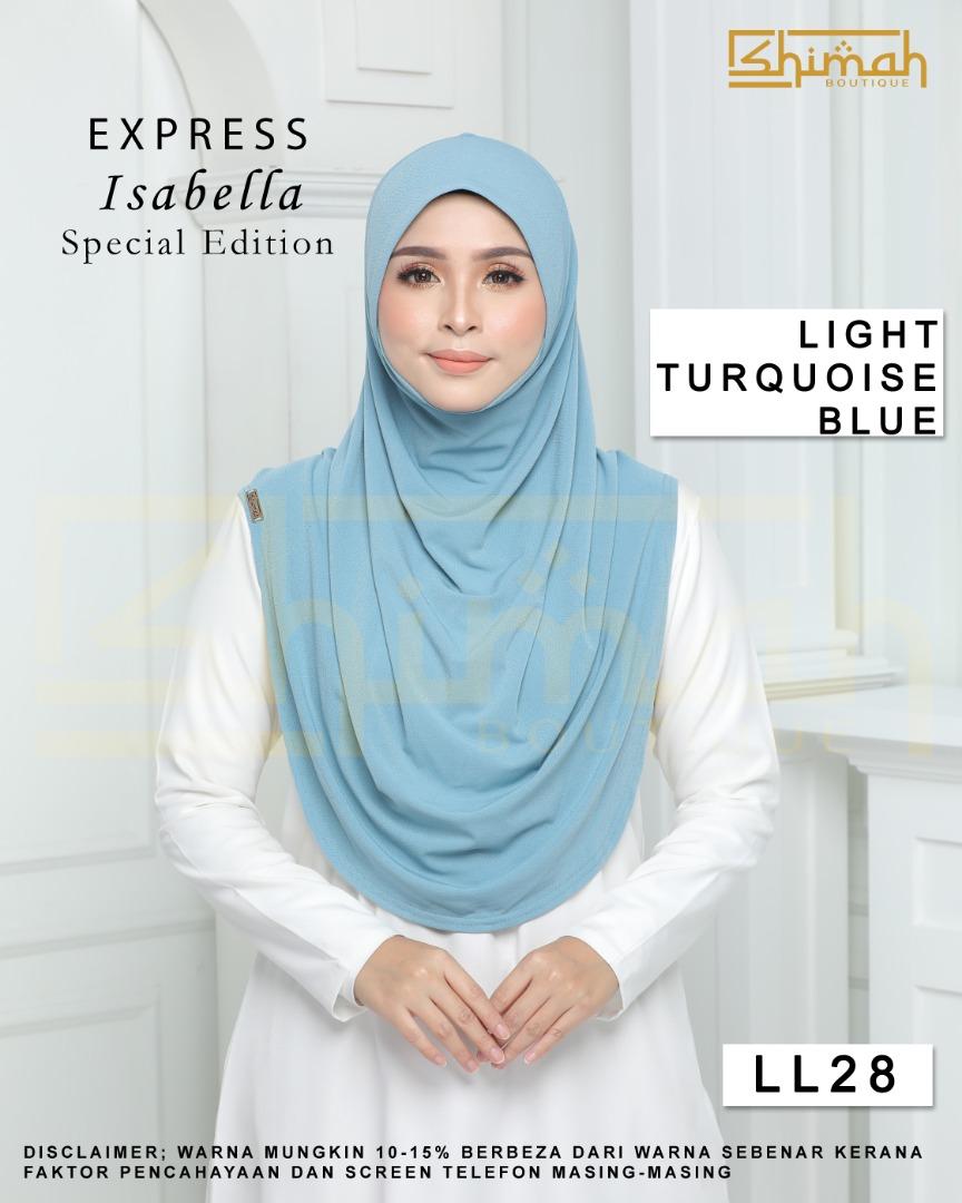 Isabella Special Edition Berdagu (Size XL) - LL28