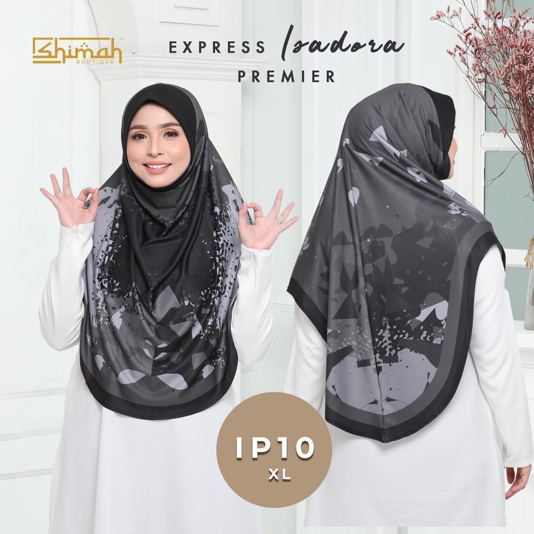 Express Isadora Premier Berdagu (L/XL) - IP10