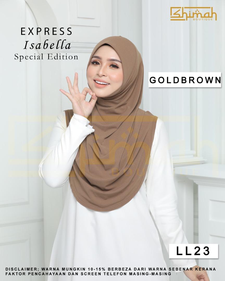 Isabella Special Edition Berdagu Size XL - LL23