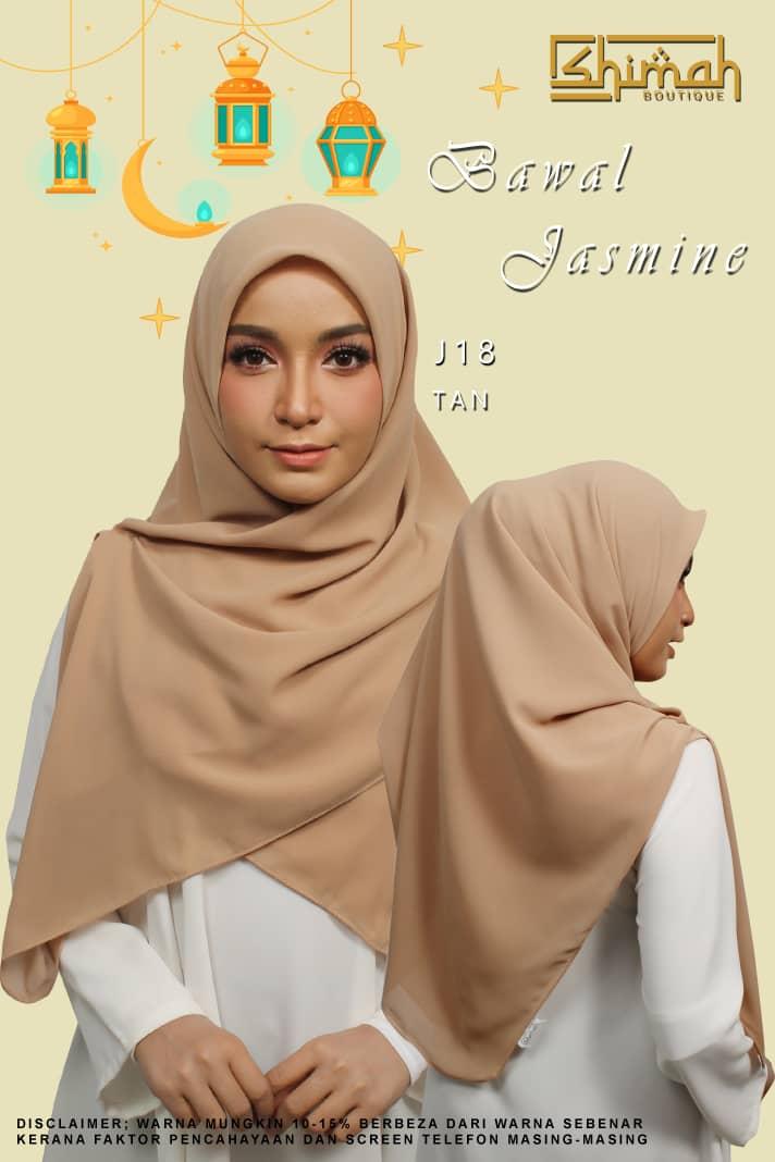 Bawal Jasmine - J18
