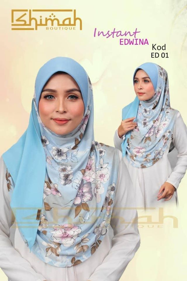 Instant Edwina (Size M & L) - ED01