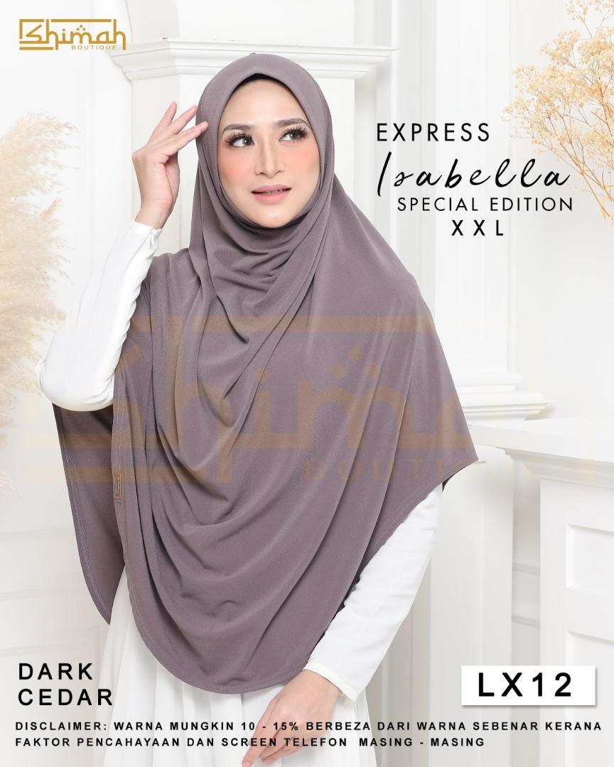 Isabella Special Edition Berdagu (Size XXL) - LX12