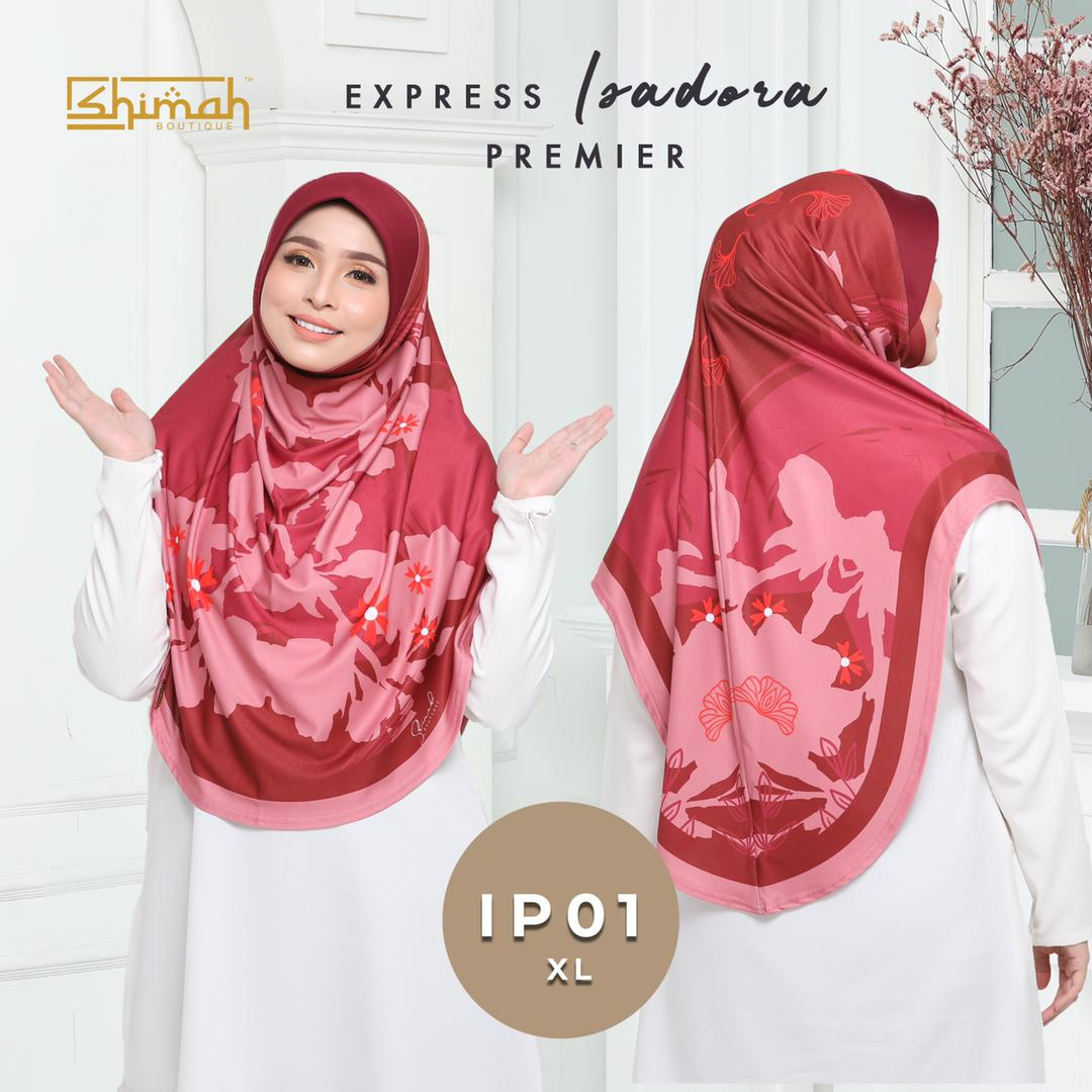 Express Isadora Premier Berdagu (L/XL) - IP01